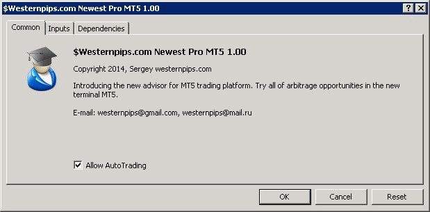 How to install expert advisors in metatrader commission