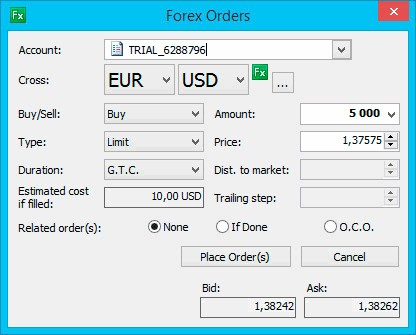 Forex data feed api free