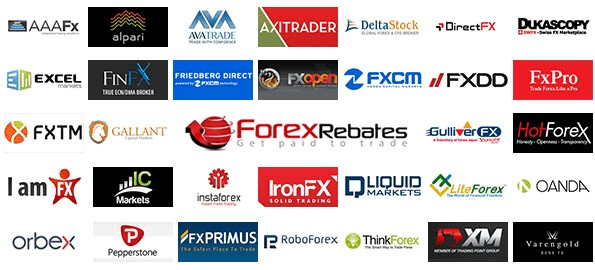 What do forex brokers do