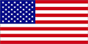 USA Flag Icon Large