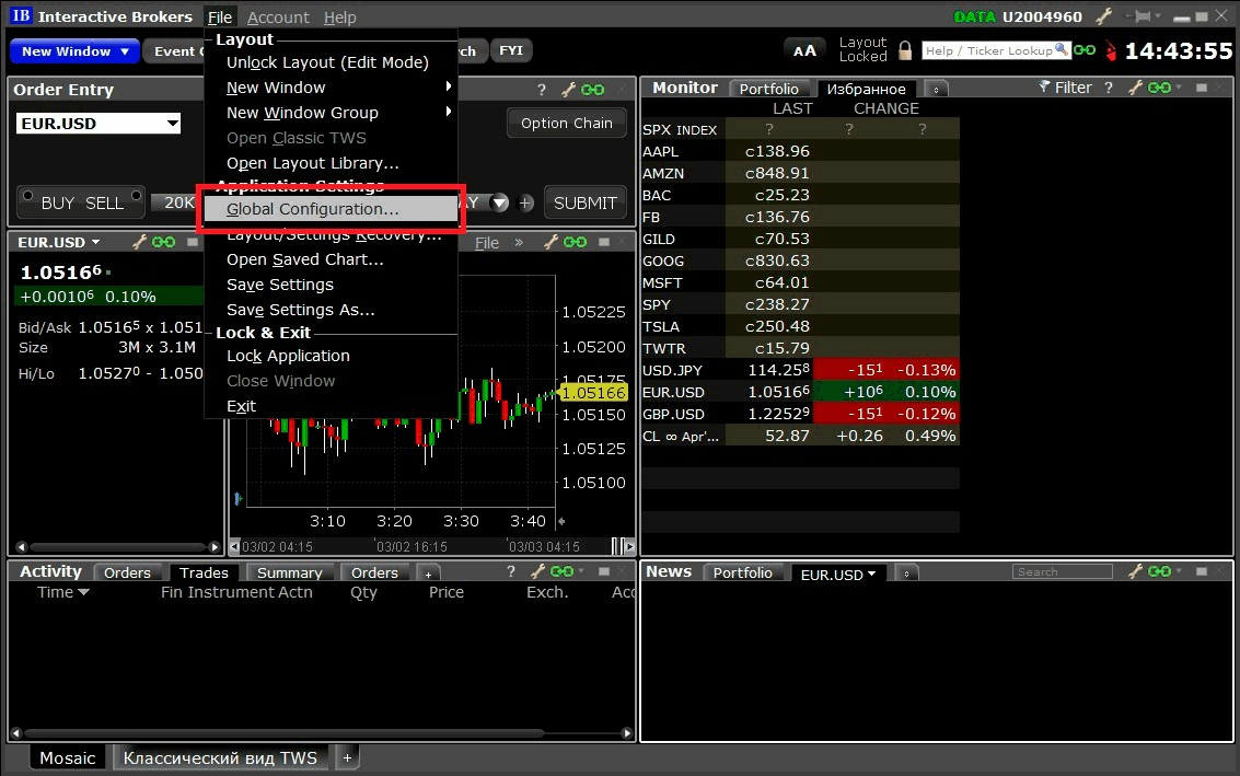 Ninja Trader 7/8 Arbitrage Connector  Ninja Trader 7/8