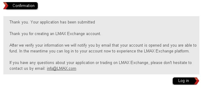 Lmax Exchange Data Feed